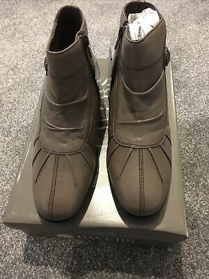 Pavers Ladies Ankle Boots Size 5 Bnib • 6£