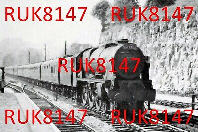 Millers Dale. R.s. No 46154 (the Hussar) 25th May 1959  6x4 • 2.99£