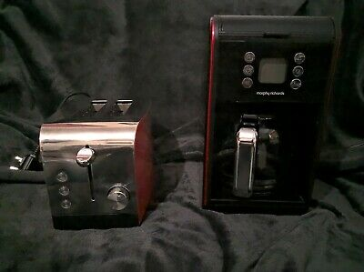 Morphy Richards Pour Over Coffee Machine & Toaster  • 25£