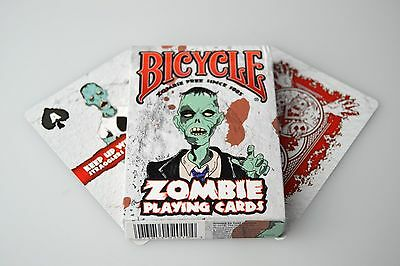 Bicycle Poker Playing Card Deck  Zombie Deck U.S.P.C.C. • 6.39£