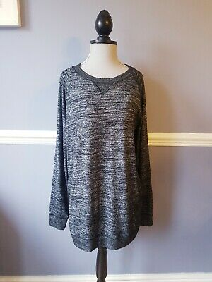 Gap Maternity Size Medium Grey Marl Jumper • 2£