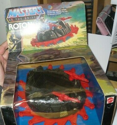 $148.88 • Buy Motu 1983 Roton Evil Assault Vehicle Masters Of The Universe Mattel