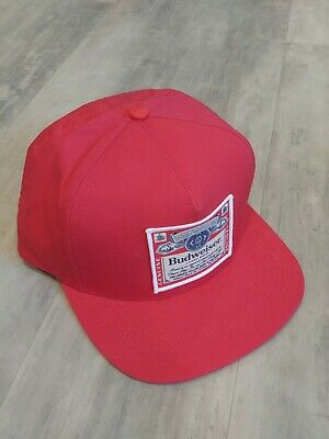 $ CDN259.51 • Buy Supreme Budweiser Red Hat