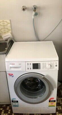 AU102.50 • Buy Bosch Washing Machine 8kg Front Loading - Logixx 8 WAS32740AU