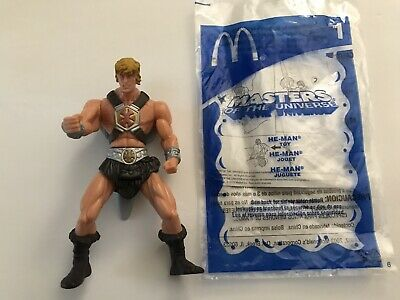 $11 • Buy He-man And The Masters Of The Universe McDonalds Toy Lot Of 7 2003 200x MOTU