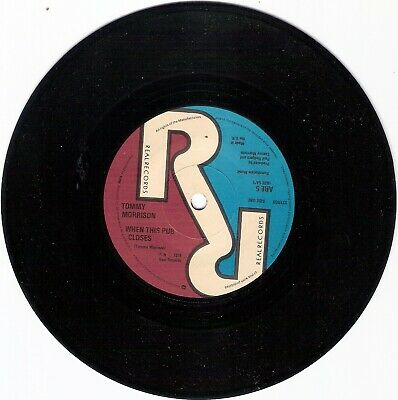 Tommy Morrison – When The Pub Closes – 7-inch Single • 1.99£