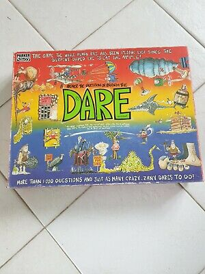 Vintage - Dare Board Game - Parker Games - • 7.50£