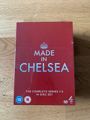 Made In Chelsea Series 1-5 DVD Box Set • 3.99£