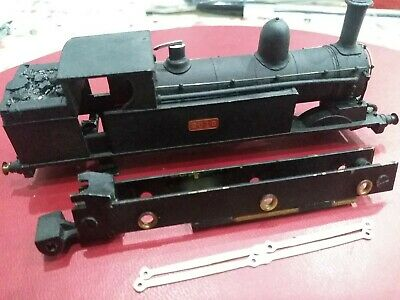 Kit Built LNWR/LMS Coal Tank Body .    00 Gauge • 36.50£