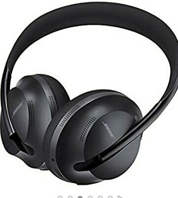 Bose Noise Cancelling Headphones 700 Used 3 Times  • 130£