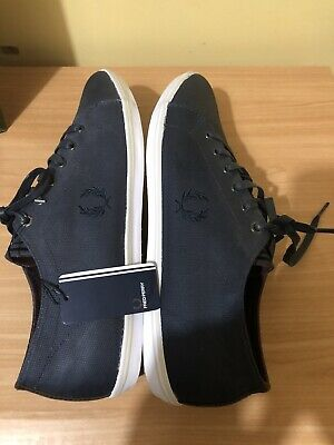 Fred Perry Canvas Trainers, Shoes UK 11  • 15£