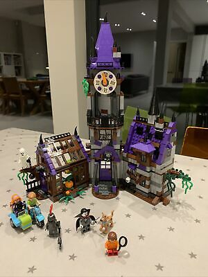 Lego Scooby-doo Mystery Mansion • 51£