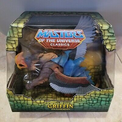 $150 • Buy Masters Of The Universe Classics GRIFFIN MOTU He-Man Skeletor Cartoon Toy