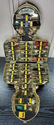 $ CDN2.92 • Buy STAR WARS KENNER C-3PO Case With Lot Of 51 Action Figures 1977-1984 Vintage