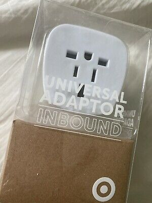 AU19.95 • Buy Universal Inbound Travel Adapter Converting To Australian And NZ