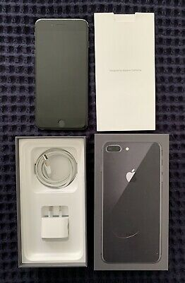 AU305 • Buy Apple IPhone 8 Plus - 64GB - Space Grey (Unlocked) - Good Condition