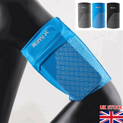 £5.99 • Buy Unisex Running Jogging Sports Armband Holder Wrist Pouch For IPhone Mobile Phone