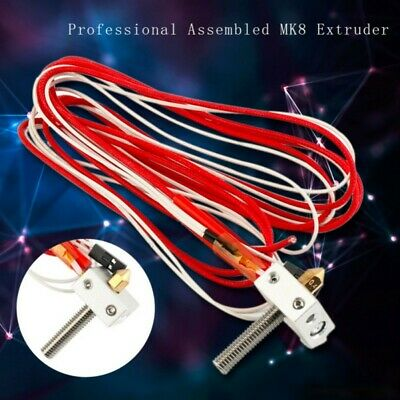 AU7.99 • Buy For MK8 Extruder Hotend Kit With M2 Wrench. 3D Printer Heats Nozzle Heater Kit