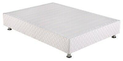 AU433.99 • Buy Double Bed Ensemble Frame Base Firm Mattress Support