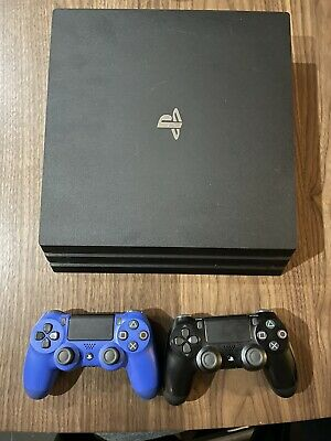 AU320 • Buy PS4 Pro 1TB + 2 Controllers + 11 Games