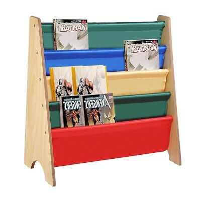 5-layer Book Rack Tier Floating Wall Shelves Wood Display Bookcase Corner Shelf  • 19.99£