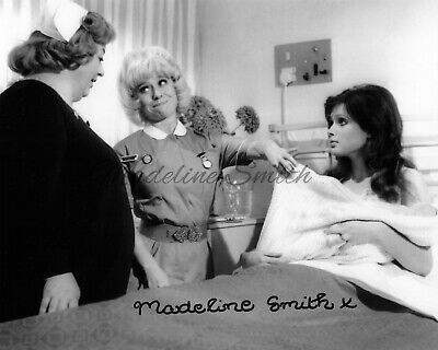 £19 • Buy CARRY ON MATRON - Madeline Smith Officially Signed Photograph MATRON01