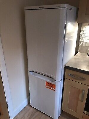 Hotpoint First Edition Fridge Freezer White • 41£
