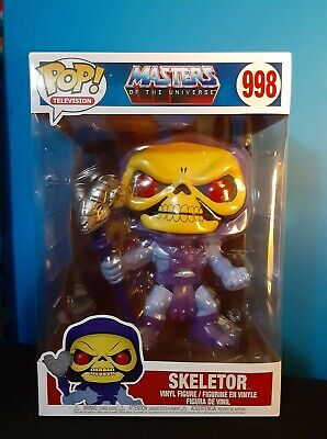 $22.50 • Buy Funko Pop! Masters Of The Universe SKELETOR 10'! New In Hand! #998