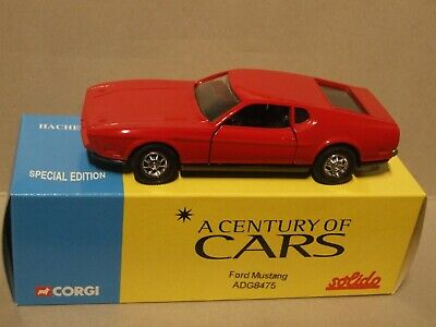 £9.50 • Buy 1:43 Scale  1969 FORD MUSTANG MACH 1   By Corgi