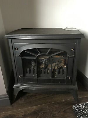 Freestanding Gas Fire • 175£