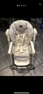 Chicco Highchair • 10.20£