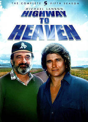 £4.46 • Buy Highway To Heaven: The Complete Fifth Season (DVD, 2014, 3-Disc Set)