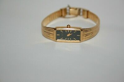 Vintage Citizen Quartz Ladies Gold Plated Watch. • 25£
