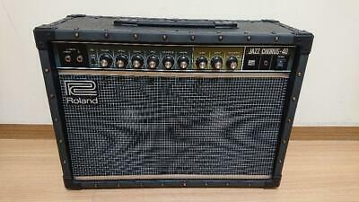 AU1011.61 • Buy Roland JC-40 Jazz Chorus Guitar Amplifier Used Very Good Working Tested Vintage
