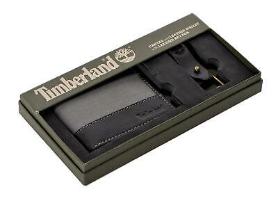 $ CDN27.58 • Buy Timberland Men's Canvas Leather Billfold Wallet With Key FOB