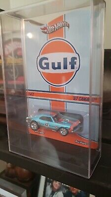 $ CDN31.70 • Buy PROTECH Acrylic Display Case ONLY-Hot Wheels, RLC, GULF, SERIES 11, Real Riders