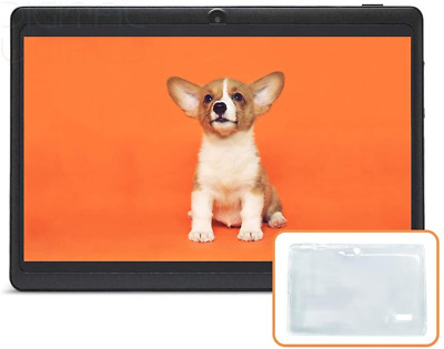 JINYJIA 7 Inches Tablet PC, Google Android 9.0 HD With Silicone Black  • 87.29£