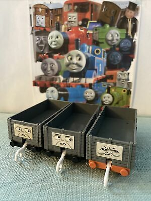 Tomy Trackmaster Thomas The Tank Engine Troublesome Trucks Including Scruffey • 0.99£