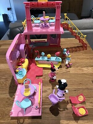 Minnie's Magic Restaurant Playset With Minnie Mouse And Daisy Duck Play Figures • 18.60£