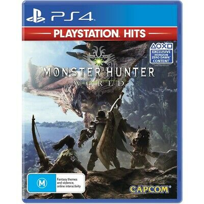 AU24 • Buy PlayStation Hits Monster Hunter - World