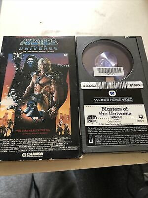 $74.99 • Buy RARE Masters Of The Universe The Star Wars Of The 80's Beta Tape Betamax Not VHS
