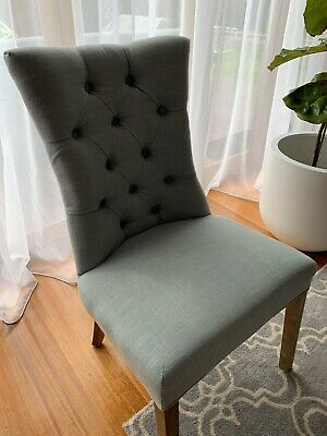 AU220 • Buy French Provincial Lavender Hill Lounge/ Dining Chair X 2