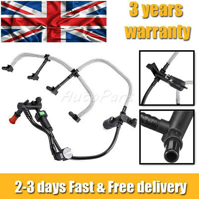 For Ford Transit Connect 1.8 Tdci Diesel Leak Off Fuel Pipe With Sensor Ap • 18.99£