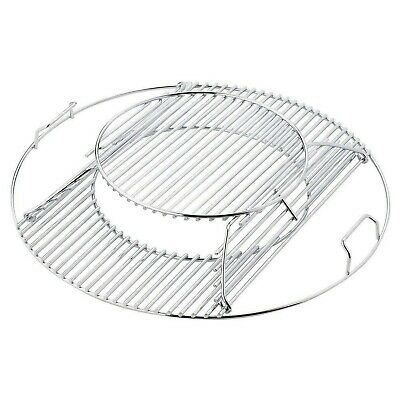 $ CDN109.16 • Buy GFTIME Hinged Grill Grates Replacement For Weber 57cm Charcoal Grills, Gourme...