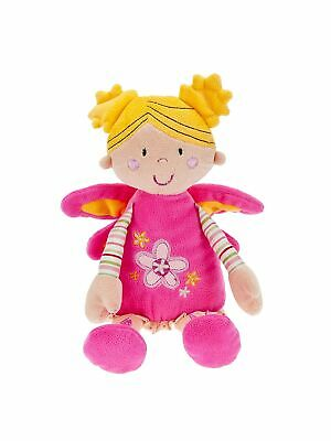 Mousehouse Gifts Soft Cloth Fairy Doll Soft Toy For Little Girls 31cm • 29.41£