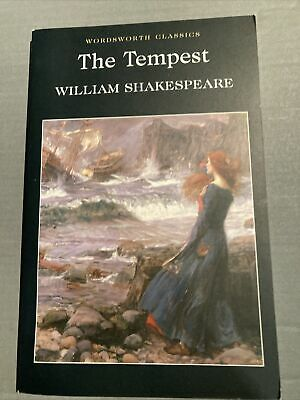 The Tempest Shakespeare • 3.50£