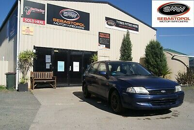 AU1 • Buy 2001 Ford Focus Laser Auto Wrecking Only!!