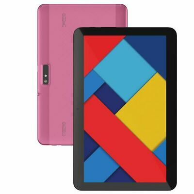 AU129 • Buy Laser Quadcore 10 Inch Android 16GB Tablet Rose Pink