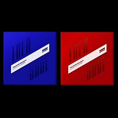 ATEEZ Treasure Epilogue: Action To Answer Set (A And Z Version) • 13£