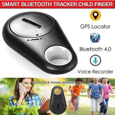 Mini GPS Tracking Finder Device Tag Key Child Finder Pet Tracker Vehicle Locator • 3.47£